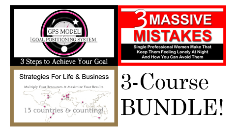 1 week only: New 3-Course Bundle – save $100!